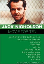 Jack Nicholson: Movie Top Ten