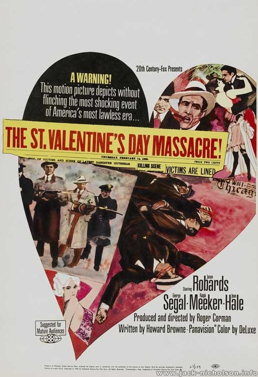 Jack Nicholson Online Movies The St Valentine S Day Massacre