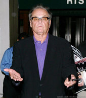 Jack Nicholson nominated for New Jersey Hall of Fame 2009