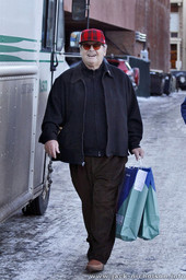 Photos: Jack Nicholson out shopping with Lorraine
