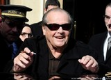 Jack Nicholson in Paris (March 1st, 2013)